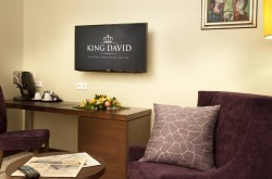 KING DAVID Prague-Kosher Hotel